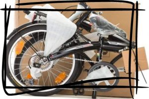 Bikesport Folding Bike bici plegada