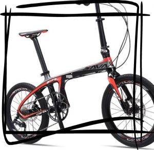 Sava carbon bicicletas plegables amazon