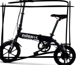 Nilox Ebike X2 Plus bici plegable electrica