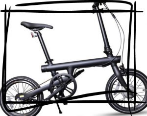 Xiaomi Qicycle bicicleta plegable