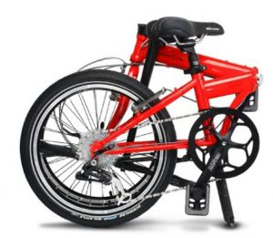Dahon Speed P8 20 plegada